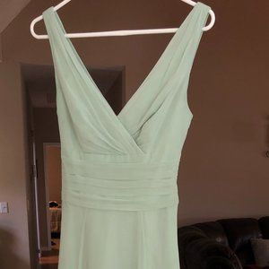 David's Bridal Bridesmaid Dress For Sale
